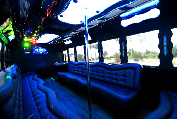 40 person party bus Tulsa