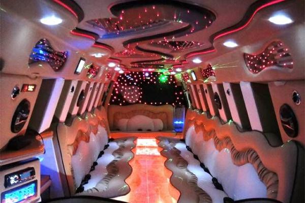 Cadillac Escalade limousine Tulsa