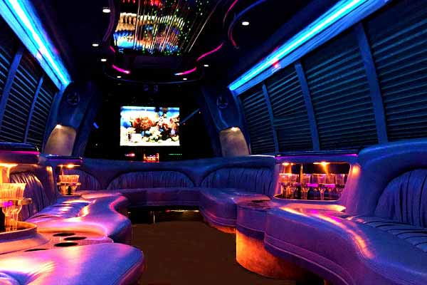 bachelorete parties party bus tulsa