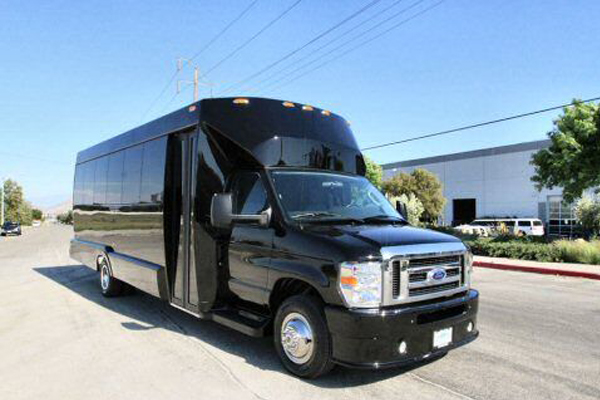 prom homecoming party bus tulsa