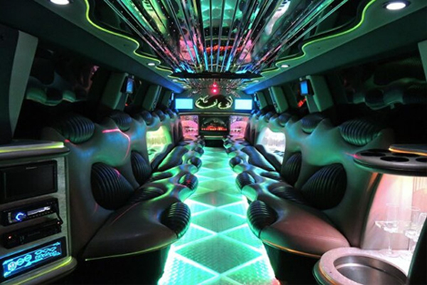 wedding transportation party bus tulsa